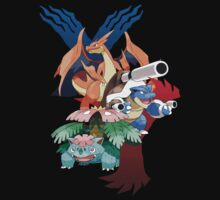 Megavolutionized XY T-Shirt