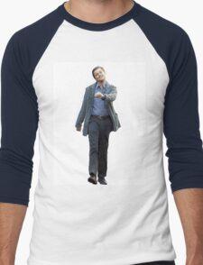 Strutting Leo Men's Baseball ¾ T-Shirt