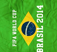 FIFA WORLD CUP 2014 by dare-ingdesign