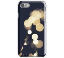 Lighting Bokeh iPhone Case/Skin
