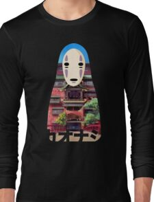 No Face Bathhouse2 Long Sleeve T-Shirt