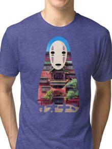 No Face Bathhouse2 Tri-blend T-Shirt