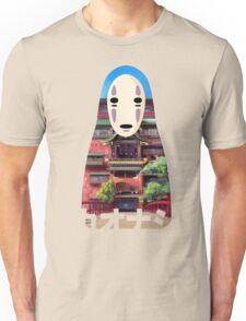 No Face Bathhouse2 Unisex T-Shirt