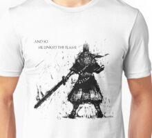 Gwyn, Lord of Cinder Unisex T-Shirt