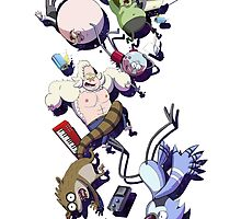 Regular Show by boolus