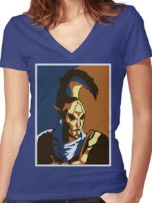 Ordinator Women's Fitted V-Neck T-Shirt