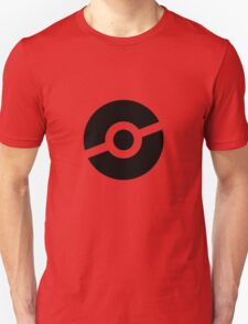 Pokeball Symbol T-Shirt
