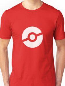 Pokeball Symbol Unisex T-Shirt