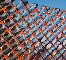 Geometrical Ice Patterns by Georgia Mizuleva