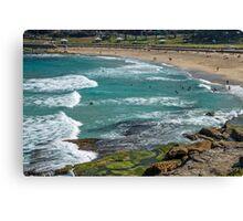 Coast Walk #8 Canvas Print