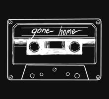 Gone Home Tee by KevinFlynn