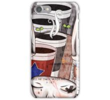 Caffeine iPhone Case/Skin