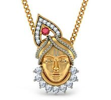 18K Gold Pendants India by markstill001