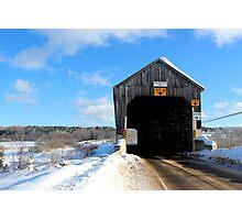 The Bloomfield Bridge Photographic Print