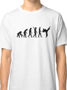 Evolution Karate kickboxing Classic T-Shirt