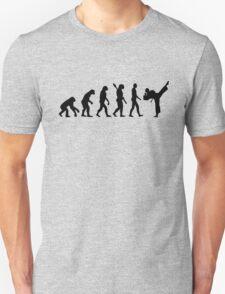 Evolution Karate kickboxing Unisex T-Shirt