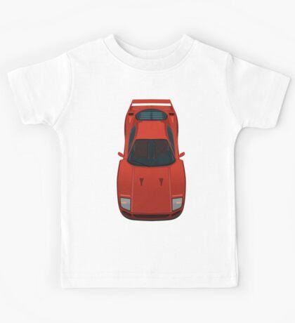 Ferrari F40 Kids Tee