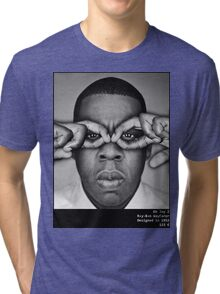 Jay Z - Hype Means Nothing Tri-blend T-Shirt