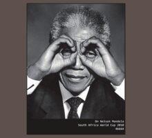 Nelson Mandela - Hype Means Nothing by Josedd
