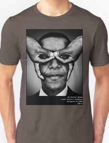 Barack Obama - Hype Means Nothing T-Shirt
