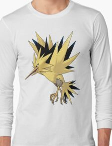 Zapdos Pokemon  Long Sleeve T-Shirt