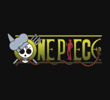 One Piece Sanji Logo by kyubara