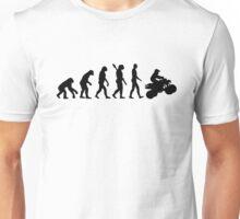 Evolution ATV Quad Racing Unisex T-Shirt
