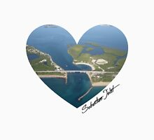 [Heart] Sebastian Inlet Head On Unisex T-Shirt