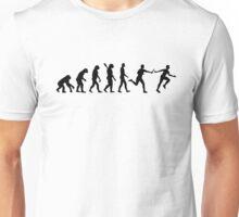 Evolution Relay race Unisex T-Shirt