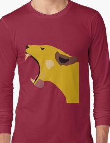 Lion From Ion Long Sleeve T-Shirt