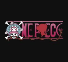 One Piece Tony Tony Chopper Logo by kyubara
