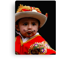 Cuenca Kids 387 Canvas Print