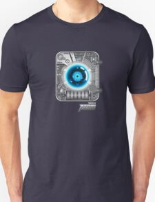 Powered by Atom Unisex T-Shirt