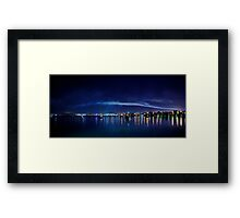 """""""Moments After Midnight"""" Framed Print"""