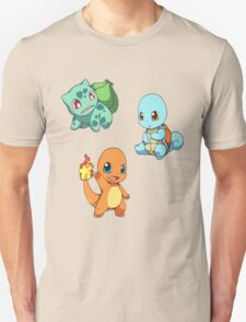 Pokemon chibi! T-Shirt