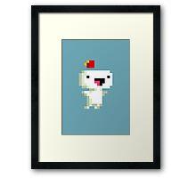 Fez - Jump For Joy Framed Print