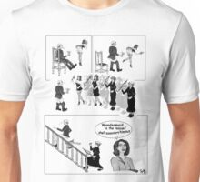 Supermaid at The Hall, Upper Froxley Unisex T-Shirt