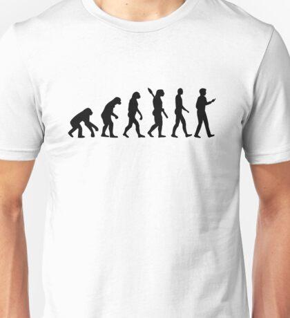 Evolution Cell Smartphone Unisex T-Shirt
