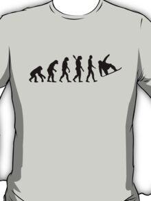Evolution Snowboard T-Shirt