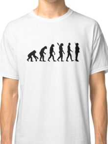 Soldier evolution  Classic T-Shirt