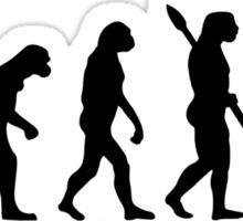 Soldier evolution  Sticker