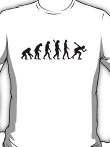 Evolution Speed skating T-Shirt