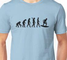 Evolution Surfing Unisex T-Shirt