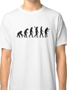 Evolution Table tennis ping pong Classic T-Shirt