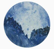 Night Sky by kroksg