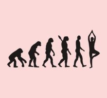 Evolution Yoga by Designzz