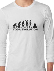 Yoga evolution Long Sleeve T-Shirt
