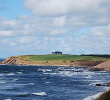 Captivating Cape Breton Coastline by Myscha Theriault