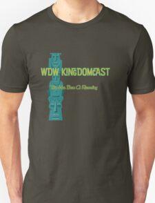 Kingdomcast Tiki logo Unisex T-Shirt