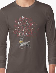 King of the forest Long Sleeve T-Shirt